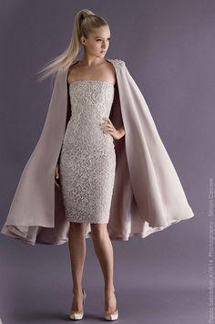 Paolo Sebastian Abendkleid 2014 vorne