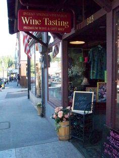 Indian Springs Wine Tasting Room, Broad St Nevada City CA 95959