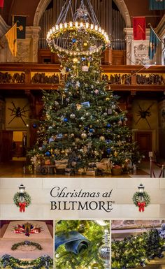 Christmas At Biltmore Immerse Yourself In The Holiday Spirit At The Most Enchanting Place Imaginable