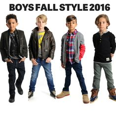 BACK TO SCHOOL STYLE IDEAS: For boys, fall fashion is all about layering a cool cardigan or henley shirt with a fall jacket or boys hoodie. Check out Appaman.com for more back to school outfits and style ideas.