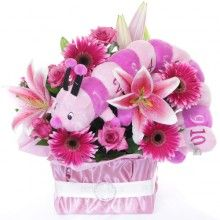 Lou Lou Flowers with a caterpillar http://www.flowersbytina.com.au/shoppingcart/products/lou-lou.html