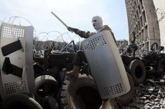 Pro-Russians call for east Ukraine independency - Pro-Russian separatists who seized a provincial administration building in the eastern Ukrainian city of Donetsk proclaimed the region independent Monday — an echo of events prior to Russia's annexation of Crimea. Ukrainian authorities called the move an attempt by Russia to sow unrest.