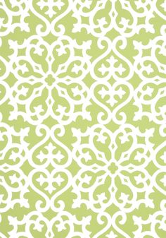 ALLISON, Apple Green, T35178, Collection Graphic Resource from Thibaut