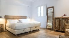 Hostal Grau | eco-chic boutique hotel | Barcelona