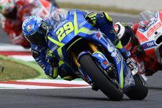 【MotoGP】 スズキ:イタリアGP 決勝レポート … ポジティブな結果  [F1 / Formula 1]