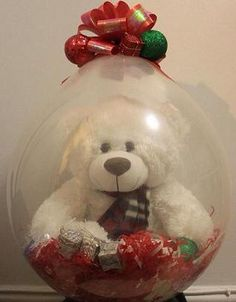 HOLIDAY Stuffed balloons for sale in NYC on Etsy, $20.00