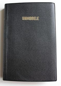 The Bible in Tonga (Zambia) / 052 / Ibbaibbele / Ibbuku Lyamajwi Aa-leza / Ci...
