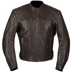 Weise Thruxton Jacket - Brown