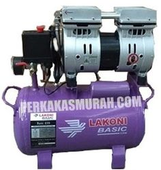 kompresor lakoni basic 25s, harga kompresor lakoni basic, spesifikasi kompresor lakoni basic Nerf