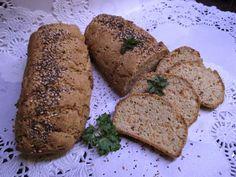Lchf, Baked Potato, Bread Recipes, Banana Bread, Low Carb, Baking, Tuli, Health, Sweet