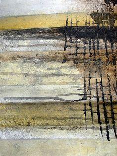 occupational hazard ~ mixed media ~ by scott bergey