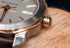Bulgari Octo Roma Watch For 2017 Hands-On
