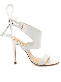"Les sandales ""Germain"" Delphine Manivet x Cosmoparis, 239 €"