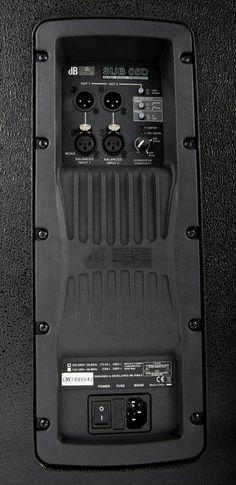 dB Technologies Sub 05 D Subwoofer - Thomann Sverige