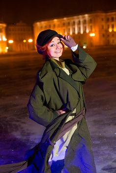 Home, finally! by GrangeAir.deviantart.com on @deviantART - Cosplay of Anastasia from the 20th Century Fox movie of the same name