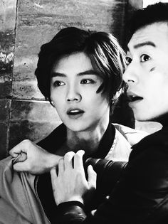 Luhan in The Witness Still Cuts