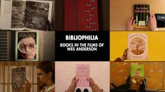 'Bibliophilia', A Wonderful Video Essay That Takes a Look at the Books in Wes Anderson Films
