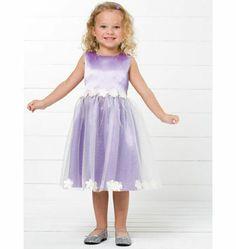 K3500 | Dresses | Toddlers' | Kwik Sew Patterns