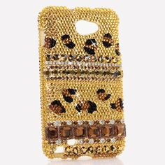 """Style # 429 This Bling case can be handcrafted for Samsung Galaxy S3, S4, Note 2. The current price is $79.95 (Enter discount code: """"facebook102"""" for an additional 10% off during checkout)"""