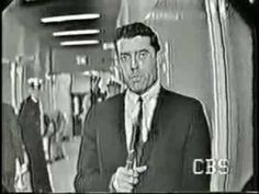 CBS News Live Coverage of The Assassination of President Kennedy Part 21 - YouTube