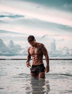Fitness model men perfect body 42 Ideas #fitness