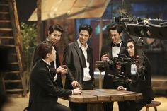 [PHOTO] 160411 Naver - HISTORY MV Filming Behind [*HD] Src: Naver
