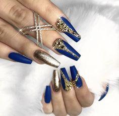 85 Mejores Imagenes De Azul Rey En 2019 Pretty Nails Gorgeous