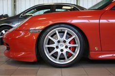 2000 PORSCHE 911 996.1 GT3 (996.1/MK1) - Front Wheel