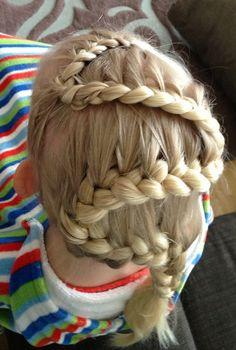 French Braids Hairstyles African American