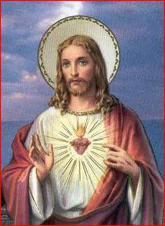 IMAGENES DEL SAGRADO CORAZON DE JESUS