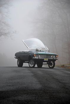 1963 Plymouth Fury - The Glass Bubble