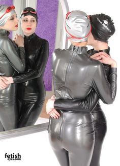 566 Best Rubber Head Covers Images Badekappe Vintage