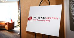 Dress for Success is a Wine Festival Beneficiary who is working to brighten the lives of women across the world
