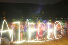 AIESEC Seattle Neon Signs, In This Moment, Concert, Seattle, Passion, Posts, Night, Photography, Color