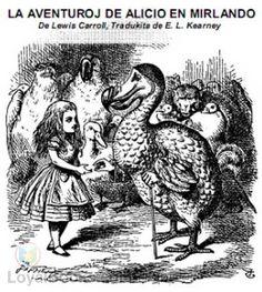 Audio book Esperanto Alice in Wonderland