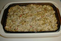 Chicken Spectacular- Stepmom makes this all the time! Unbelievably delicious!