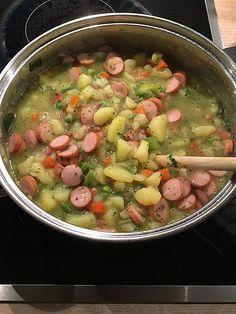 Berliner Kartoffelsuppe, ein tolles Rezept aus der Kategorie Eintopf. Bewertungen: 142. Durchschnitt: Ø 4,7.