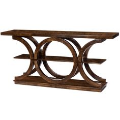 Butler Specialty Company Stowe Brown Console Table 5327354 | Bellacor Rustic Console Tables, Entryway Tables, Sofa Tables, Butler, Marble End Tables, Round Accent Table, How To Distress Wood, Modern Rustic, Potted Plants