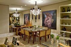 Sala de Jantar: MESAS