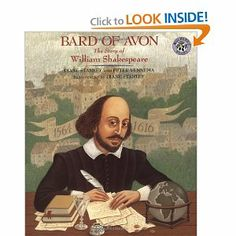 picture book on shakespeare recommended by several sites