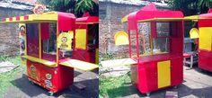 Gerobak Kebab, : Ukuran 120 x 60 x 200 cm,Rangka besi Holow,Body plat,Cat Duco,Poster Outdoor,Minat : call/sms :0811-218446,Pin 2667FD65,Blog : http://gerobakimut.blogspot.com Workshop : Jl Raya Gede Bage selatan no 171 Bandung