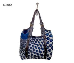 {pretty patterned shoulder tote bags} by Rising Tide Fair Trade, $165