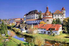 Jindrichuv Hradec, Czech Republic