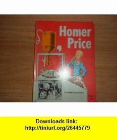Homer Price By Rob McLoskey Robert McCloskey ,   ,  , ASIN: B003AUD47I , tutorials , pdf , ebook , torrent , downloads , rapidshare , filesonic , hotfile , megaupload , fileserve