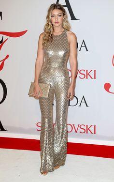 Gigi Hadid in Michael Kors - Pesquisa Google