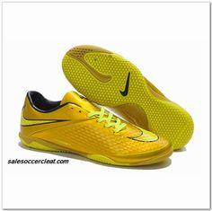 2014 Nike Hypervenom Phatal IC Indoor Neymar Gold eb9ae799bfee6