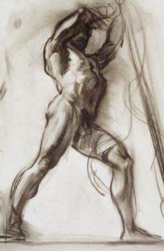 Illustrated Strength: Steve Huston.
