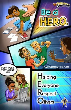 https://www.omegamanschools.com  Omegaman & Friends is a very unique #schoolassembly presentation because it delivers the #bullying prevention / character development message through a #SUPERHERO Theme -- an image which youth look up to and mimic. More information go to www.omegamanschools.com