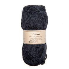 Aran - Pirate Grey
