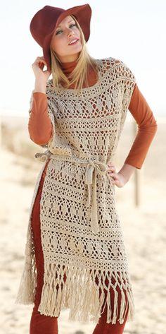 pattern-knit-crochet-woman-dress-poncho-autumn-winter-katia